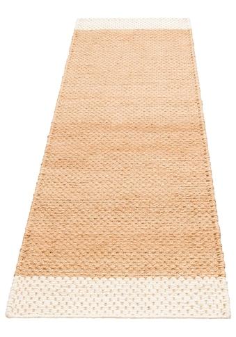 Läufer, »Tayfun«, My HOME, rechteckig, Höhe 6 mm, handgewebt kaufen