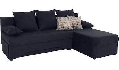 Jockenhöfer Gruppe Ecksofa, mit Bettfunktion kaufen
