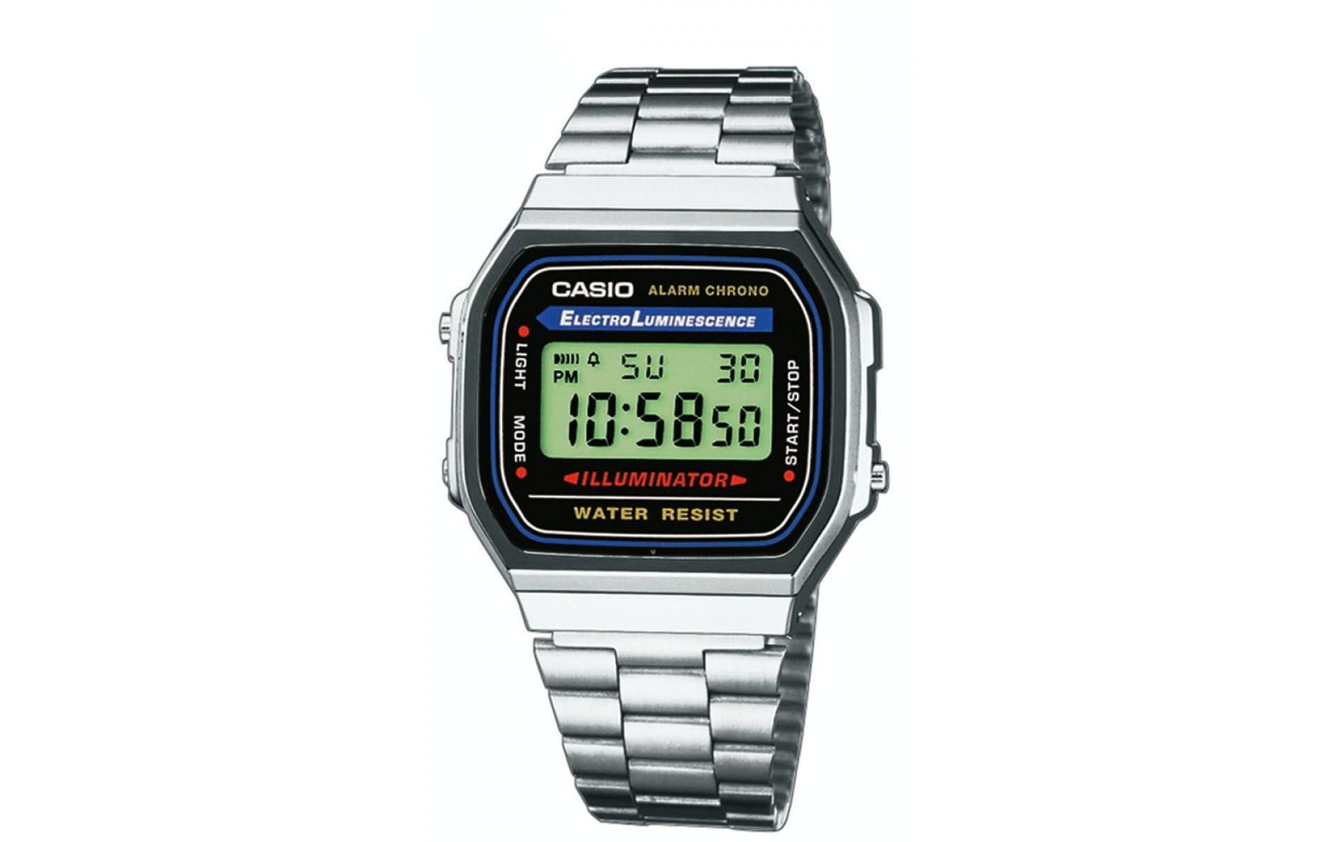 Image of Armbanduhr, Casio, »Collection A168WA-1YES«