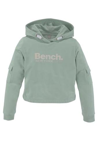 Bench. Kapuzensweatshirt, mit Ärmeltaschen kaufen