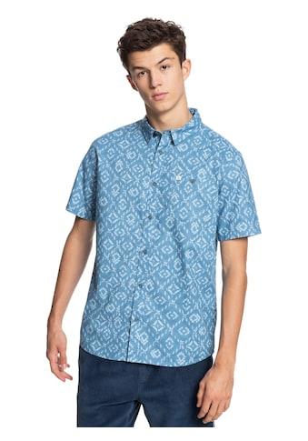 Quiksilver Kurzarmhemd »Baja Blues« kaufen