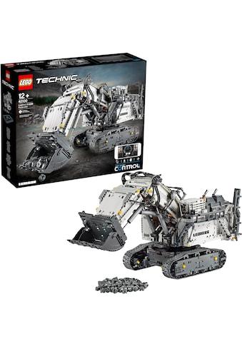 """LEGO® Konstruktionsspielsteine """"Liebherr Bagger R 9800 (42100), LEGO® Technic"""", (4108 - tlg.) kaufen"""
