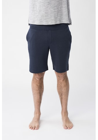SUPER.NATURAL Shorts »M KNITTED SHORTS«, atmungsaktiver Merino-Materialmix kaufen