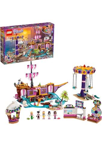 """LEGO® Konstruktionsspielsteine """"Vergnügungspark von Heartlake City (41375), LEGO® Friends"""", Kunststoff, (1251 - tlg.) acheter"""