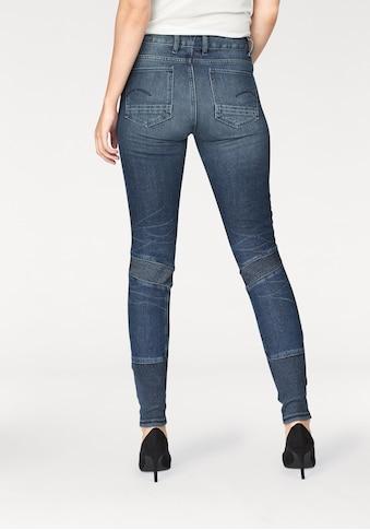 G - Star RAW Skinny - fit - Jeans »Motac Deconst 3D High Skinny Wmn« kaufen