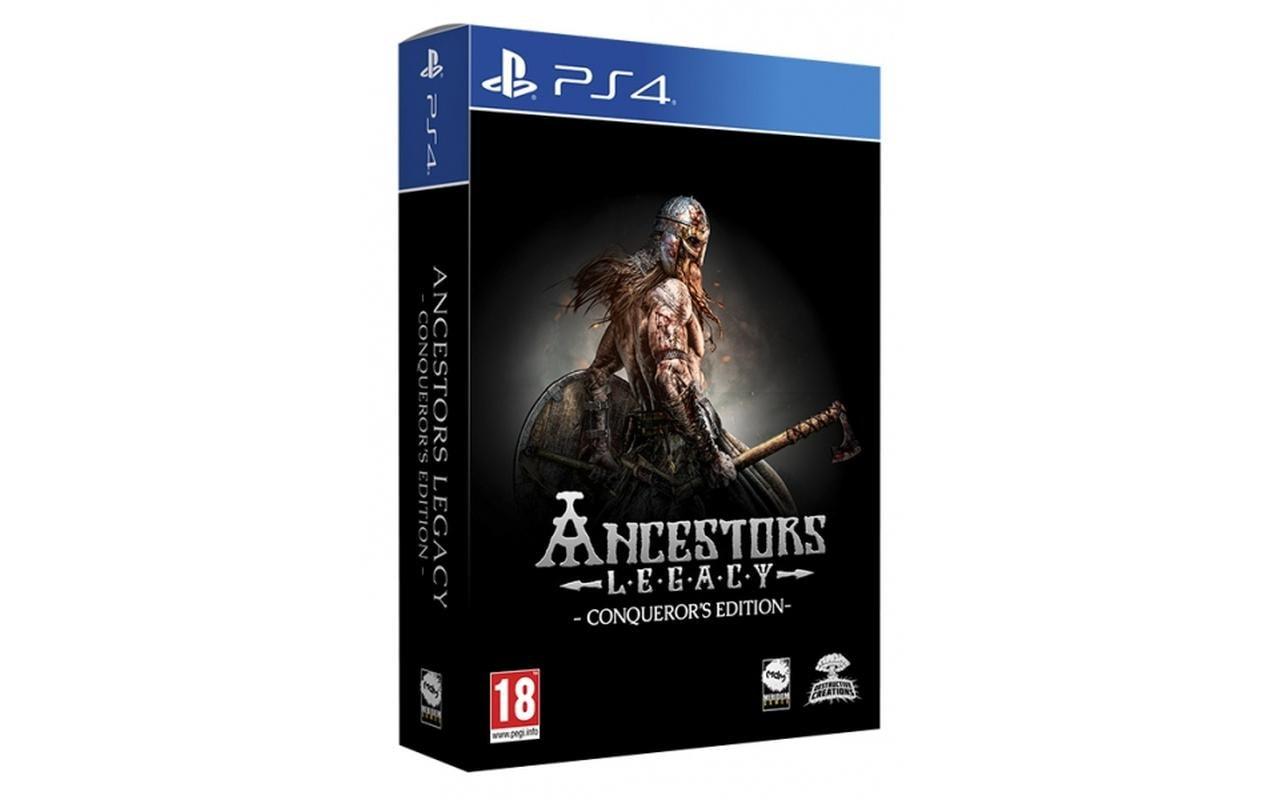 Image of Ancestors Legacy - Conquerors Edition, Astragon