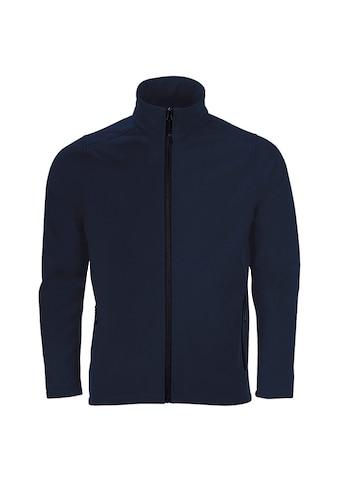 SOLS Softshelljacke »Herren Race Softshell - Jacke mit durchgehendem Reissverschluss, wasserabweisend« kaufen