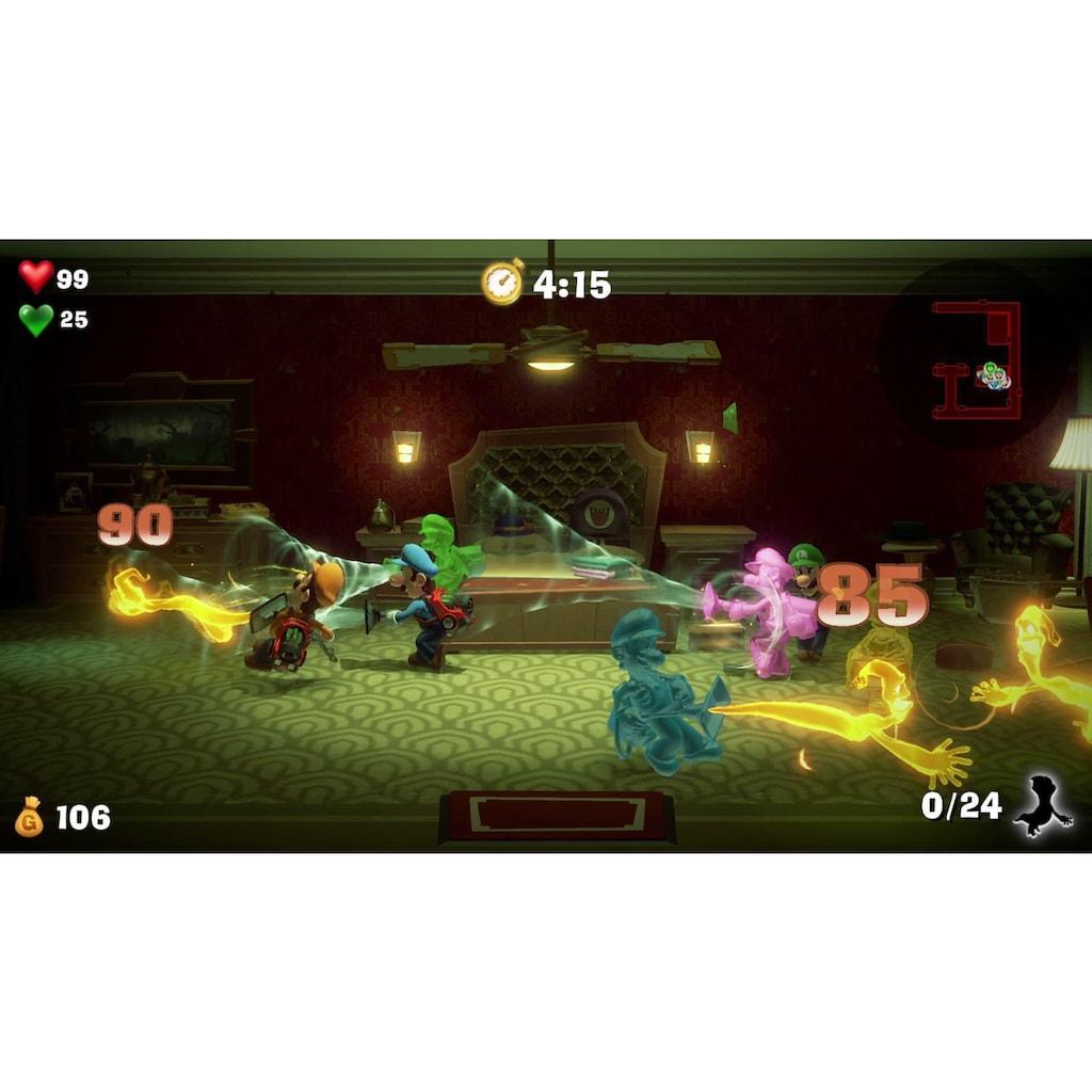 Nintendo Spiel »Luigi's Mansion 3«, Nintendo Switch
