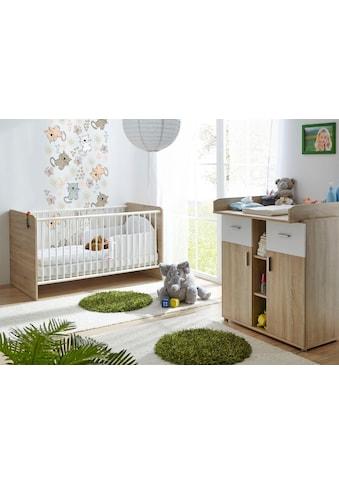 Ticaa Babymöbel - Set »Nico« (Set, 2 - tlg) kaufen