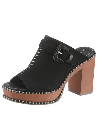 Tamaris High-Heel-Pantolette »Claudie«, im trendigen Seventies-Look kaufen