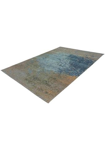 Arte Espina Teppich »Blaze 100«, rechteckig, 8 mm Höhe, Vintage Optik, mit Baumwolle und Chenille, Wohnzimmer kaufen