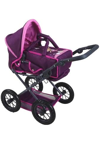 Knorrtoys® Kombi-Puppenwagen »Nici Miniclara - Ruby« kaufen