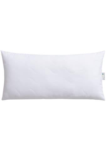 Älgdröm Kunstfaserkopfkissen »Nisser«, Füllung: Polyesterfaser, Bezug: 100% Polyester,... kaufen