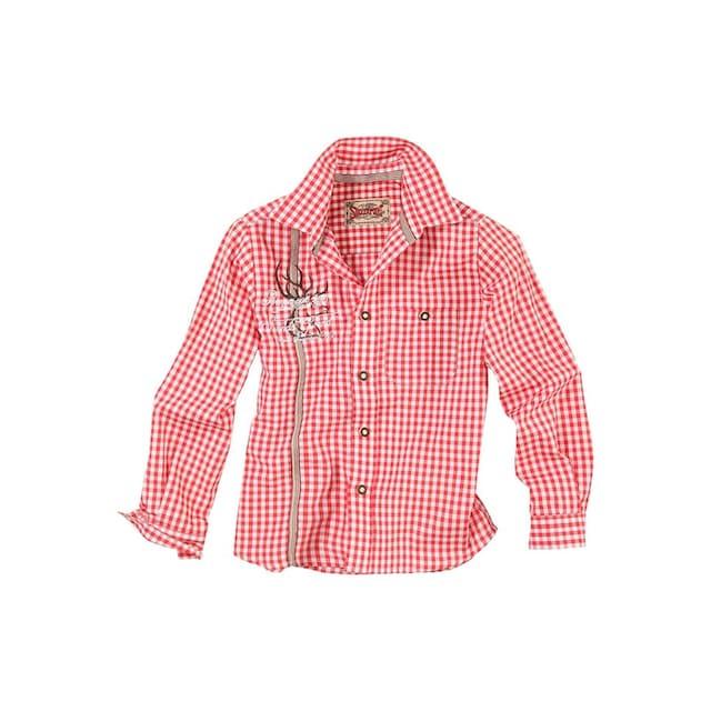 Stockerpoint Trachtenhemd für Kinder