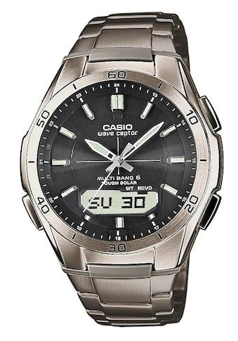 Casio Funk Funkchronograph »WVA-M640TD-1AER«, NEO-Display kaufen