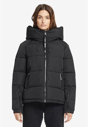 khujo Steppjacke »ALEXIA«, stylische Damen Winterjacke mit Kapuze kaufen