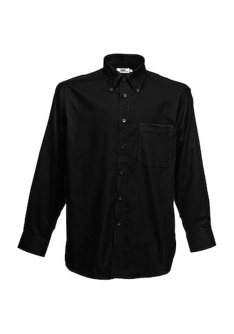 Fruit of the Loom Businesshemd »Oxford Herren Hemd, Langarm« kaufen