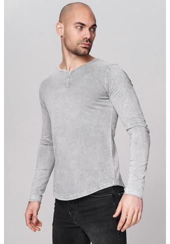trueprodigy Langarmshirt »Premium Basic Ashton« kaufen