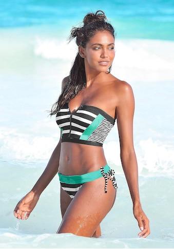 KangaROOS Bikini-Hose »Anita«, mit Umschlagbund kaufen