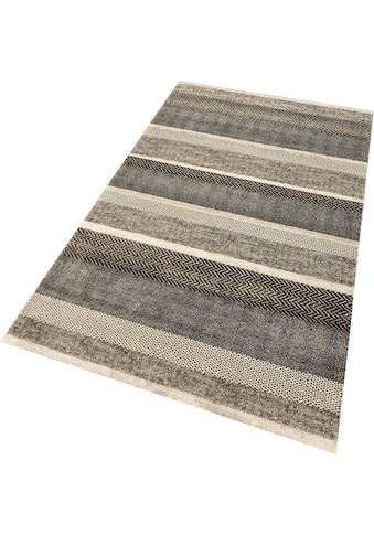 merinos Teppich »Milano 1454«, rechteckig, 10 mm Höhe, In- und Outdoor geeignet, Wohnzimmer kaufen