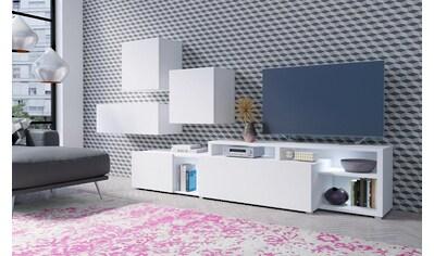 TRENDMANUFAKTUR Wohnwand »Vento«, (Set, 4 tlg.) kaufen