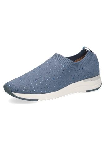 Caprice Slip-On Sneaker, mit Strass-Steine kaufen