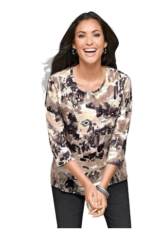 Classic Basics Shirt mit farbenfrohem Dessin kaufen
