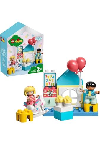 LEGO® Konstruktionsspielsteine »Spielzimmer-Spielbox (10925), LEGO® DUPLO® Town«, (17 St.), Made in Europe kaufen
