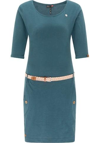 Ragwear Jerseykleid »TANYA SOLID« kaufen