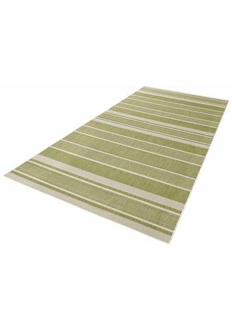 Läufer, »Strap«, bougari, rechteckig, Höhe 8 mm, maschinell gewebt kaufen