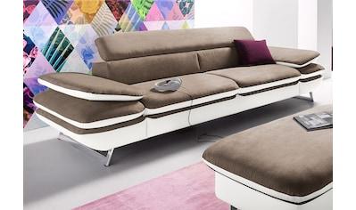 INOSIGN 3-Sitzer, mit Armlehnverstellung kaufen