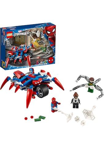 "LEGO® Konstruktionsspielsteine ""Spider - Man vs. Doc Ock (76148), LEGO® Marvel Super Heroes"", Kunststoff, (234 - tlg.) acheter"