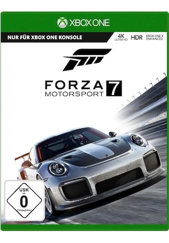 Forza Motorsport 7 Xbox One kaufen