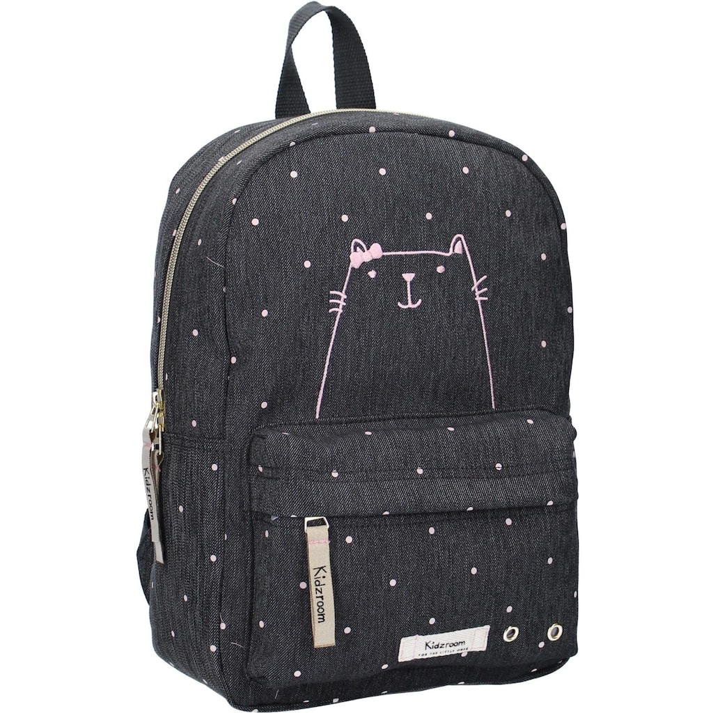 Kidzroom Kinderrucksack »Starstruck Cat«