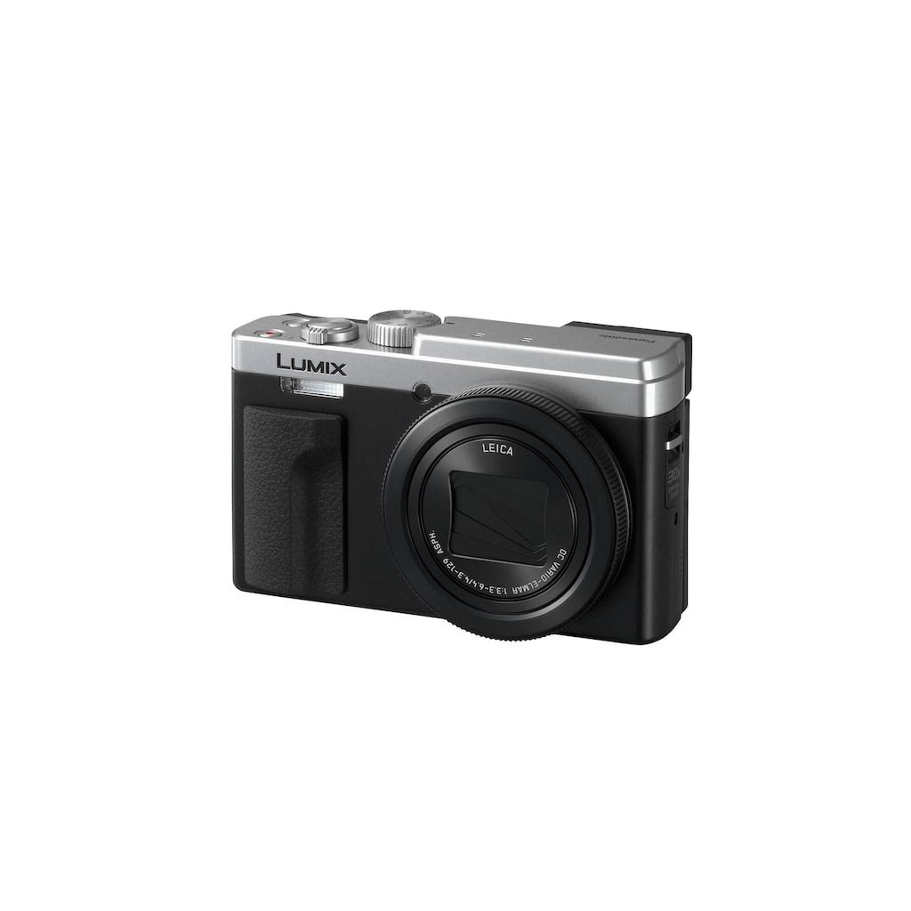 Panasonic Systemkamera »Fotokamera Lumix DC-TZ96EG-S«