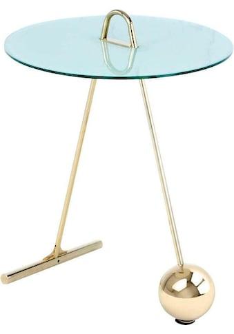 Kayoom Beistelltisch »Pendulum 525«, rund kaufen