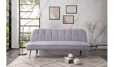 ATLANTIC home collection Schlafsofa, inklusive Abstelltisch kaufen