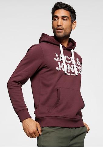 Jack & Jones Kapuzensweatshirt »HERO SWEAT HOOD« kaufen