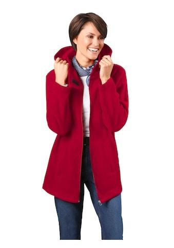Classic Basics Fleece - Jacke mit Kapuze kaufen