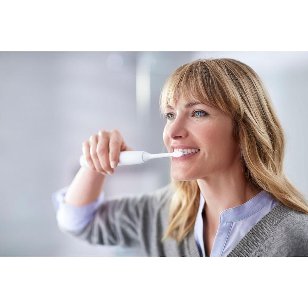 Philips Sonicare Elektrische Zahnbürste »HX6839/28«, 1 St. Aufsteckbürsten, ProtectiveClean 4500 Schallzahnbürste mit 2 Putzprogrammen inkl. Reiseetui & Ladegerät