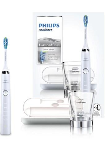 Philips Sonicare Schallzahnbürste HX9339/89 Diamond Clean Neue Generation, Aufsteckbürsten: 1 Stk. kaufen