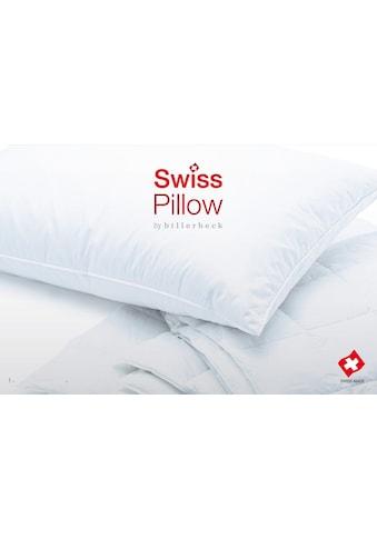 Swiss 3 - Kammern - Kissen, Billerbeck, »Soft Deep« kaufen