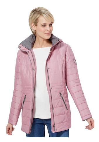 Casual Looks Jacke mit tollen Kontrasten kaufen