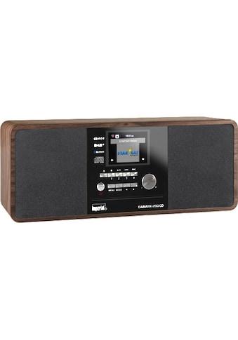 IMPERIAL Digitalradio (DAB+) »i200 CD Braun«, (CD-WLAN Digitalradio (DAB+)-FM-Tuner ) kaufen