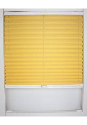 sunlines Dachfensterplissee nach Mass »Medoc«, verdunkelnd, energiesparend, mit Bohren, verspannt kaufen