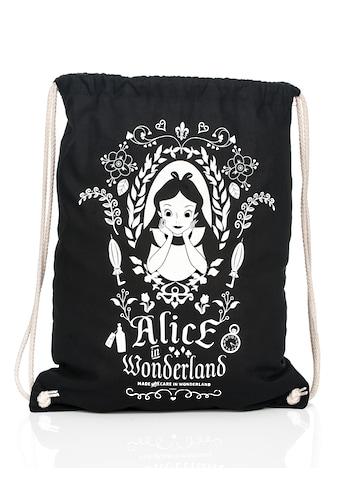 Disney Turnbeutel »Disney Alice im Wunderland Mirror Gym Bag« kaufen