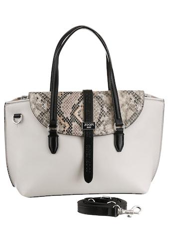Joop Jeans Henkeltasche »mezza luna snake rosalie handbag shf« kaufen