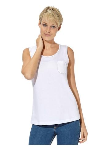 Collection L. Shirttop in PURE WEAR - Qualität kaufen