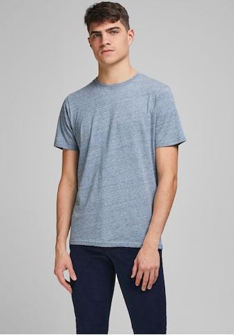 Jack & Jones T-Shirt »MELANGE TEE« kaufen