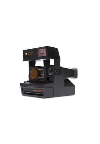 Fotokamera, Polaroid Originals, »600 Camera Sun 660 Autofocus Schwarz« kaufen